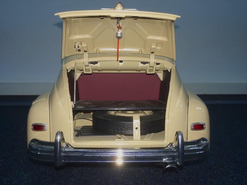 М20 06 Багажник