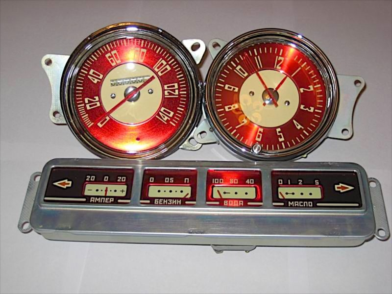 М20 109 Комбинация приборов