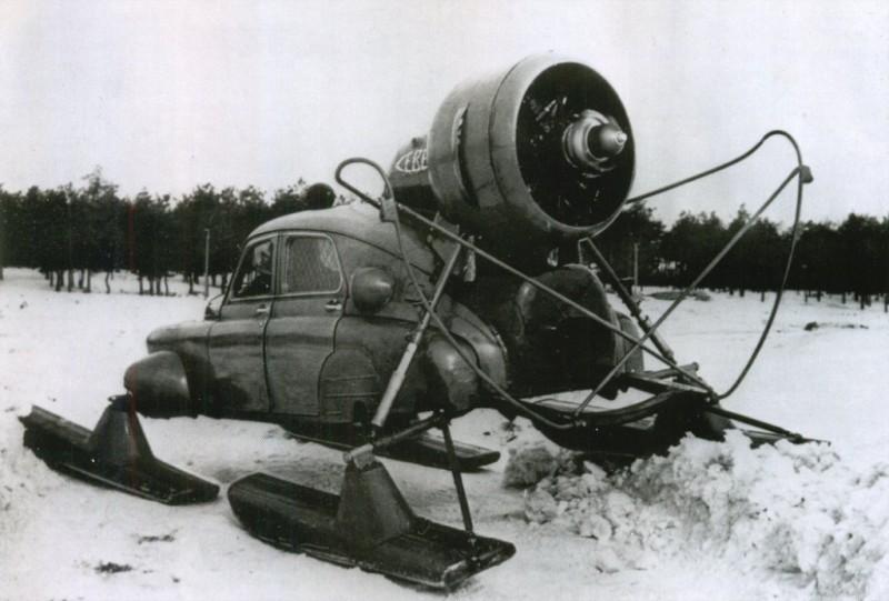 М20 212 Аэросани