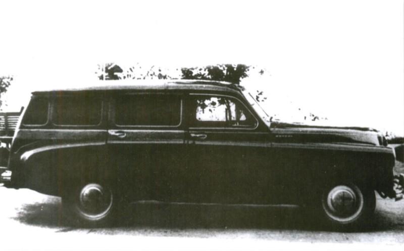 М20 214 Фургон