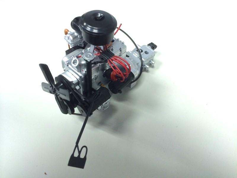 М20 24 Двигатель